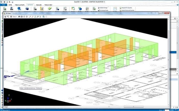 Cost Estimating Software - CostOS - Nomitech