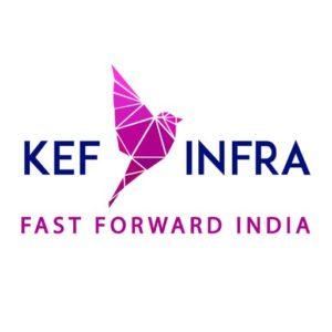 logo of Kef Infra announcement