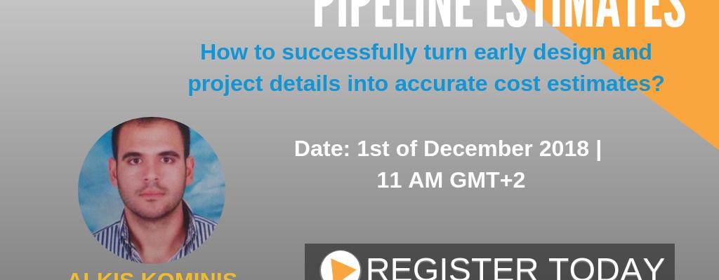 webinar gas pipeline estimates picture
