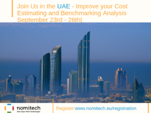 cost estimating in the UAE